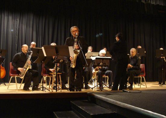 Stage band Cap-Rouge 3 (mai 2011)